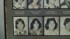 REPRINT Vince Neil Tommy Lee High School - Celebrity Yearbook - California 1979