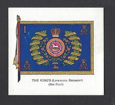 More details for cavanders - regimental standards - the king's (liverpool regiment) (8th foot)