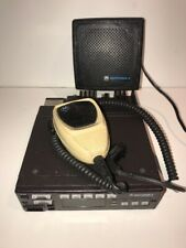 Motorola Astro Spectra W-5 VHF 146 - 174 MHz, 50 Watt Radio - Complete Setup