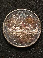 Canada 1960 Silver $1 Dollar