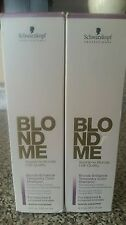2 Schwarzkopf Pro Blondme Blonde Brilliance Temporary Color Shampoo Warm Carmel