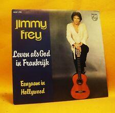 """7"""" Single Vinyl Jimmy Frey Leven Als God In Frankrijk 2TR 1978 (MINT) MEGA RARE"""