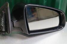 AUDI A6 4F 3.2 FSI Rétroviseur extérieur Latéral Miroir droite gris huître