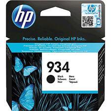 2 x original Hewlett Packard HP 934 Tintenpatrone >C2P19AE< schwarz