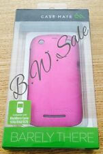 Blackberry Curve 9350 9360 9370 Phone Cover Case Barely There by Case Mate Pink