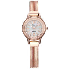 LADIES QUARTZ ALLOY WATCH CHAIN FASHION WRIST WATCH  - Ref 0912.11