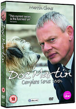 DOC MARTIN Complete Season Series 7 Collection Boxset NEW DVD