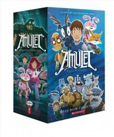 Amulet, Paperback by Kibuishi, Kazu, Brand New, Free shipping in the US
