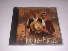 For Richer or Poorer movie soundtrack CD Randy Edelman Varese 1997 USED