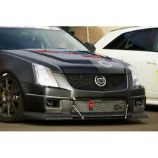 APR Performance Carbon Fiber Front Wind Splitter w/ Rods Cadillac CTS-V 09-14