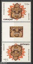 Curacao  2012 exhebition  indonesia2012 gutterpair  postfris/mnh us