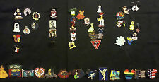 Disney Trading Pin Pick Quantity Save $$ Lot Of 25, Need 50, 75, 80,100, 200