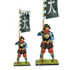 Sam034 Samurai Standard Bearer - Takeda Katsuyori Banner by First Legion