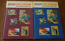The Popular Mechanics Illustrated Home Handyman Encyclopedia and Guide vol.2&3