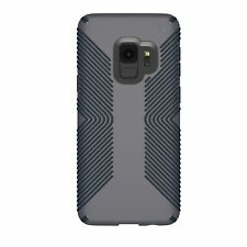 Speck Presidio Grip Case Samsung Galaxy S9 Graphite Grey Charcoal Grey