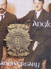 IV Irish commemorative badge  Anglo - Irish treaty 1922 - 2022  Michael Collins