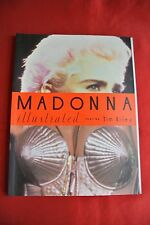 Madonna Illustrated Book by Tim Riley