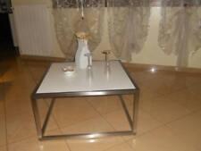 Tavolo da caffè in acciaio inox tavolino caffe soggiorno bar ristorante