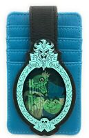 Disney Parks Haunted Mansion Hitchhiking Ghosts Credit Card Holder ID Wallet NEW