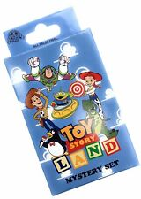 Disney Parks Toy Story Land Mystery Collection Blind 2 Pin Box Sealed - New