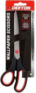 Professional Wallpaper Scissors Decorating Fabric Crafts Sharp Cut Steel 10 inch