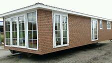 Mobilheim 3Fach Glas Winterfest Wohnwagen Baucontainer Container Wohnmobil Haus