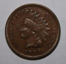 1907 Indian Head Cent MC54