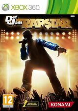 Defjam Rapstar - Game Only (Xbox 360) NEW MIC NEEDED