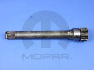 Mopar 52114636AB Right Shaft Intermediate