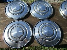 "GENTLY USED/1973 FORD TORINO 15 "" WHEELCOVER SET/FOUR R CLEAN/SHARP/VERY SPECIAL"