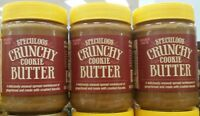 3-Pack Trader Joes Crunchy Cookie Butter Trader Joe's Speculoos Cookie Butter