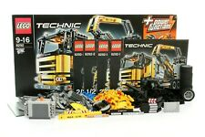 Lego Technic Red Driving Ring 2L ref 6539//set 8292 8258 9397 8110 8053 8043 8070