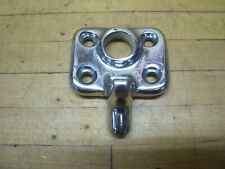 1940 Ford Mercury Convertible Top Latch Catch Dowel Center with Antenna Hole B