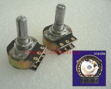 * 2 pcs * 100K DACT Type 21 Stepped Attenuator Potentiometer for Amp,2A3,300B...