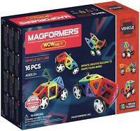 Magformers WOW SET Educational Construction Building Stem Toy BN