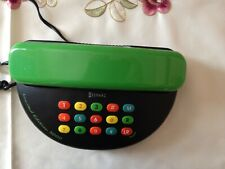 Geemarc multi coloured plug in phone 1990s vintage Limited Edition 3000 Tested