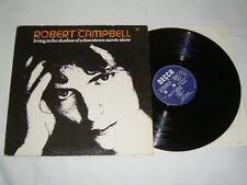LP - Robert Campbell Living in the Shadow of a downtown movie show # cleaned