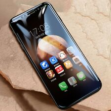 Full Edge-to-Edge REAL Tempered Glass Screen Protector for iPhone X 10 CLEAR