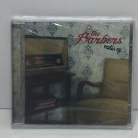 The Barbers Radio EP German Rock Band CD 9 Tracks Sealed