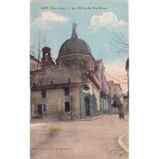 Cartes postale anciennes APT le dôme de sainte-anne éd carraud