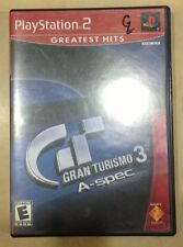 Gran Turismo 3 A-spec  Sony PlayStation 2 2001 PS2 ElectronicsRecycled.com