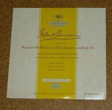 LP RECORD VINILE Schumann Monique Haas pianoforte Jochum DGG TULIP 16007