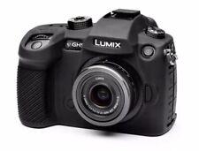 easyCover Panasonic GH5 / GH5s Camera Case Silicone Black Free US Shipping NWB