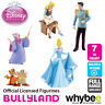 Official Bullyland Disney Cinderella Figurines  7 Cake Topper Figures to Collect