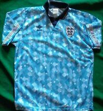 England 1990 football SHIRT JERSEY maglia CALCIO Inghilterra VINTAGE umbro 90 XL