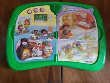 Leap Frog Touch Magic Discovery Town Sing A Long Vocabulary Words