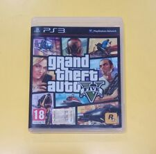 Grand Theft Auto V 5 GTA GIOCO PS3 VERSIONE ITALIANA