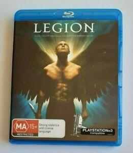 Legion Paul Bettany Blu-Ray Movie  VGC