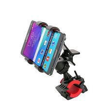 Supporto cellulare supporto per Samsung Galaxy Note 4 Bici Moto Holder Nero