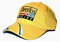 Bobby Labonte #43 Cheerios Chase Authentics NASCAR Adjustable Racing Cap Hat